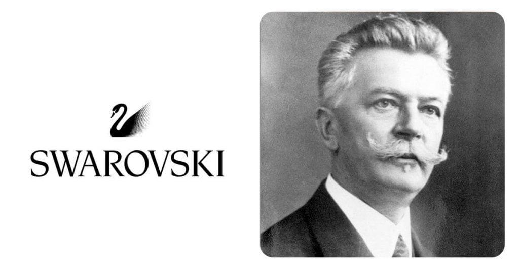 A Swarovski cég alapítója - Daniel Swarovski