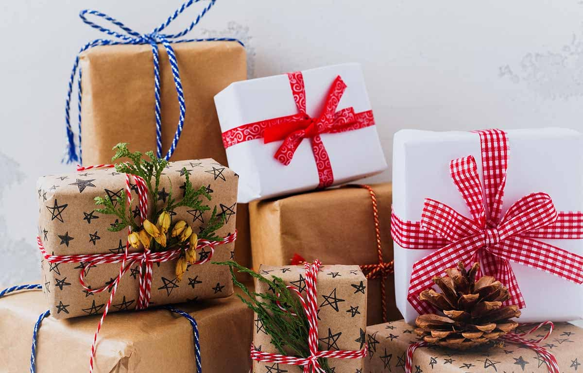 Az ékszer tipikus karácsonyi ajándék