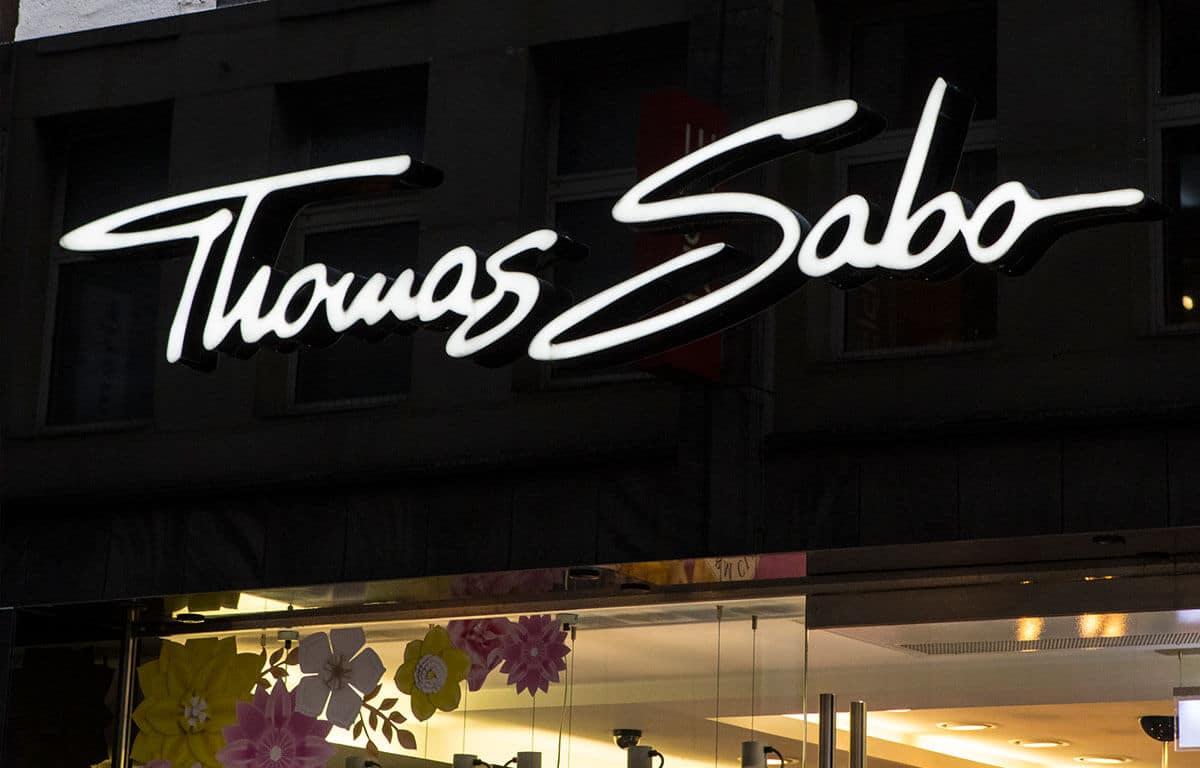 A Thomas Sabo üzlet képe